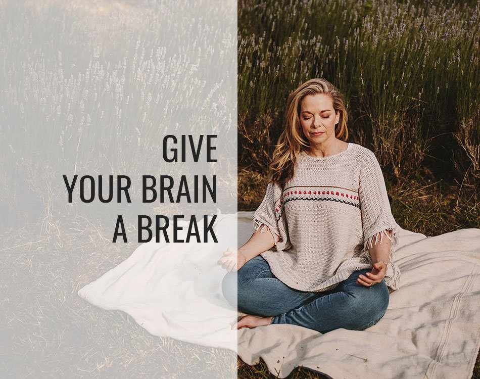 give brain a break