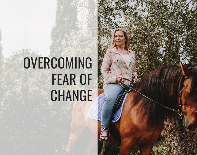 fear of change