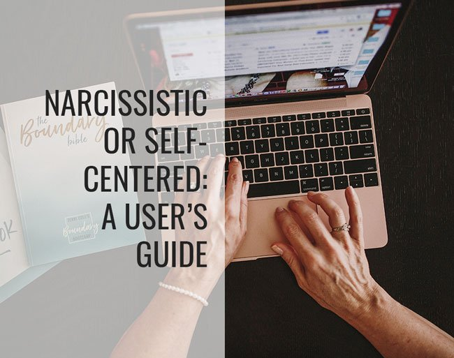 narcissistic guide