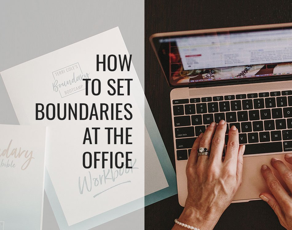 work boundaries