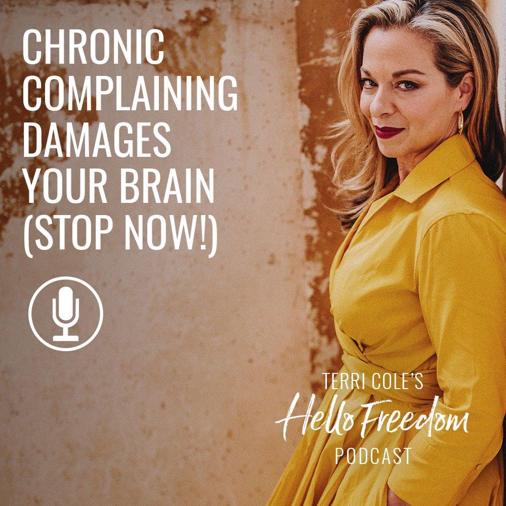 chronic complaining