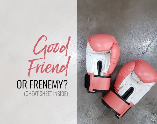 friend or frenemy