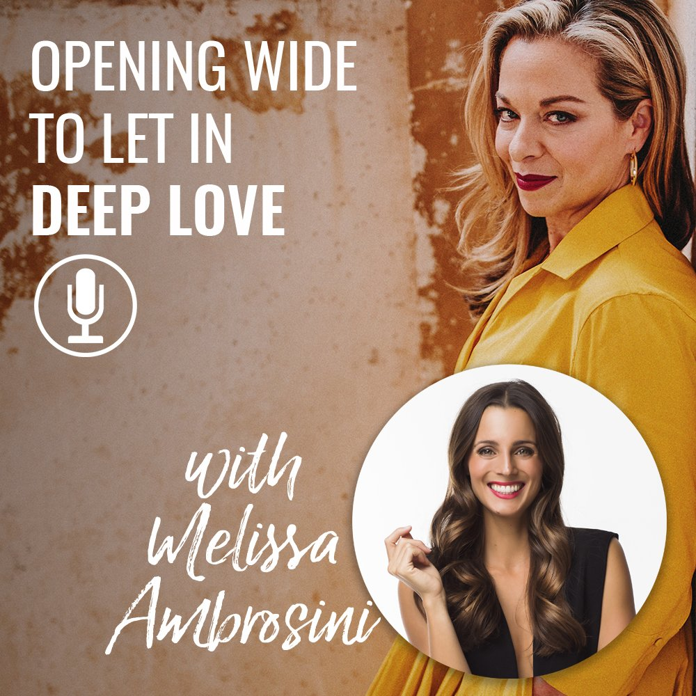 Melissa Ambrosini on Hello Freedom with Terri Cole