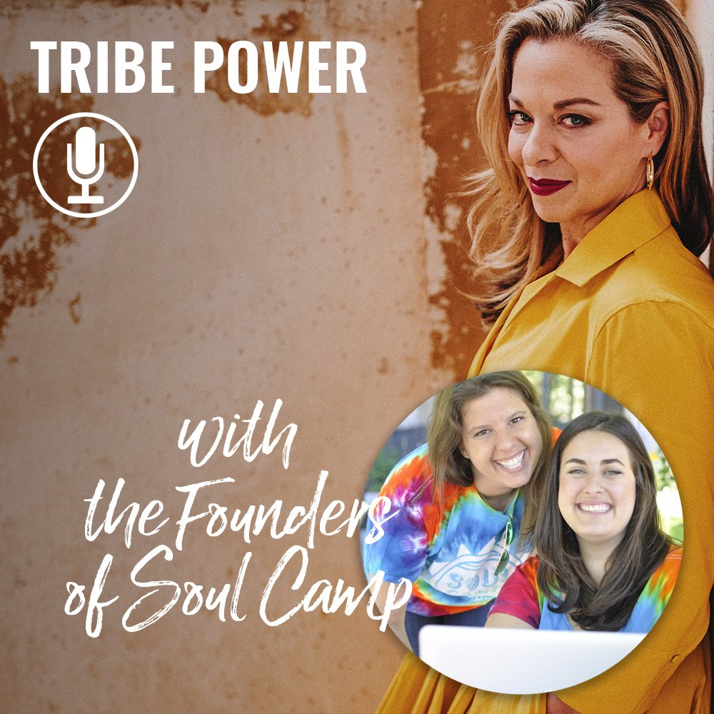 Tribe Power with the Founders of Soul Camp on Hello Freedom with Terri Cole