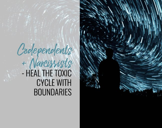 codependents & narcissists