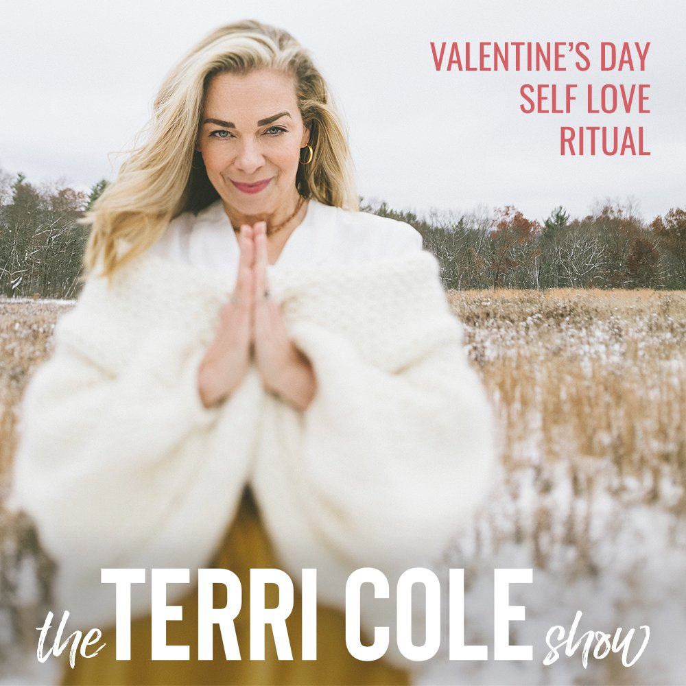 Valentine's Day Self Love Ritual on The Terri Cole Show