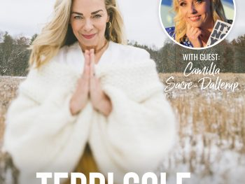 Camilla Sacre-Dallerup on The Terri Cole Show
