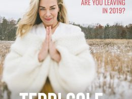 What Crap Are YOU Leaving in 2019? on The Terri Cole Show