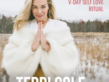 A Revolutionary V-Day Self Love Ritual on The Terri Cole Show