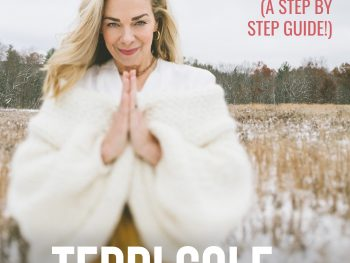 Change Your Life (A Step by Step Guide!) on The Terri Cole Show
