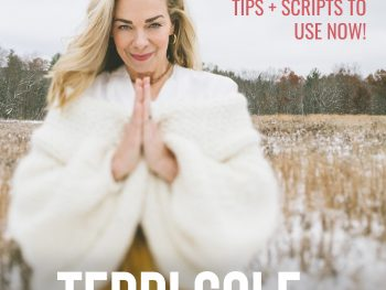Conflict Resolution Tips + Scripts to Use Now! on The Terri Cole Show