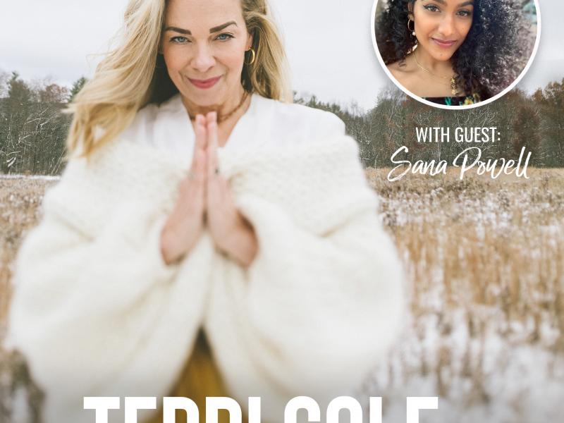 Sana Powell on The Terri Cole Show