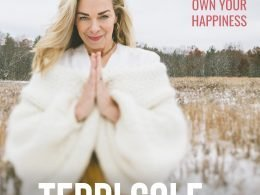 How To Own Your Happiness on The Terri Cole Show