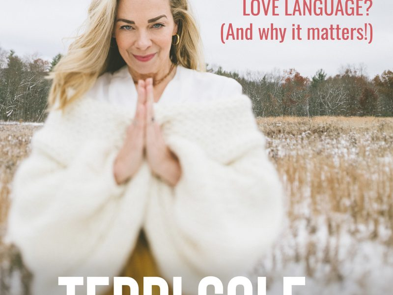 What's YOUR Love Language? on The Terri Cole Show