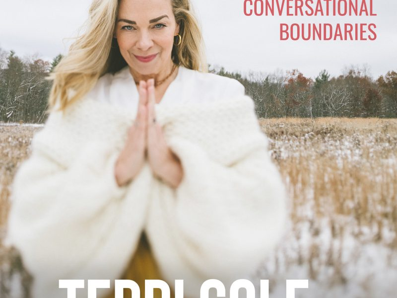 How to Set Conversational Boundaries on The Terri Cole Show